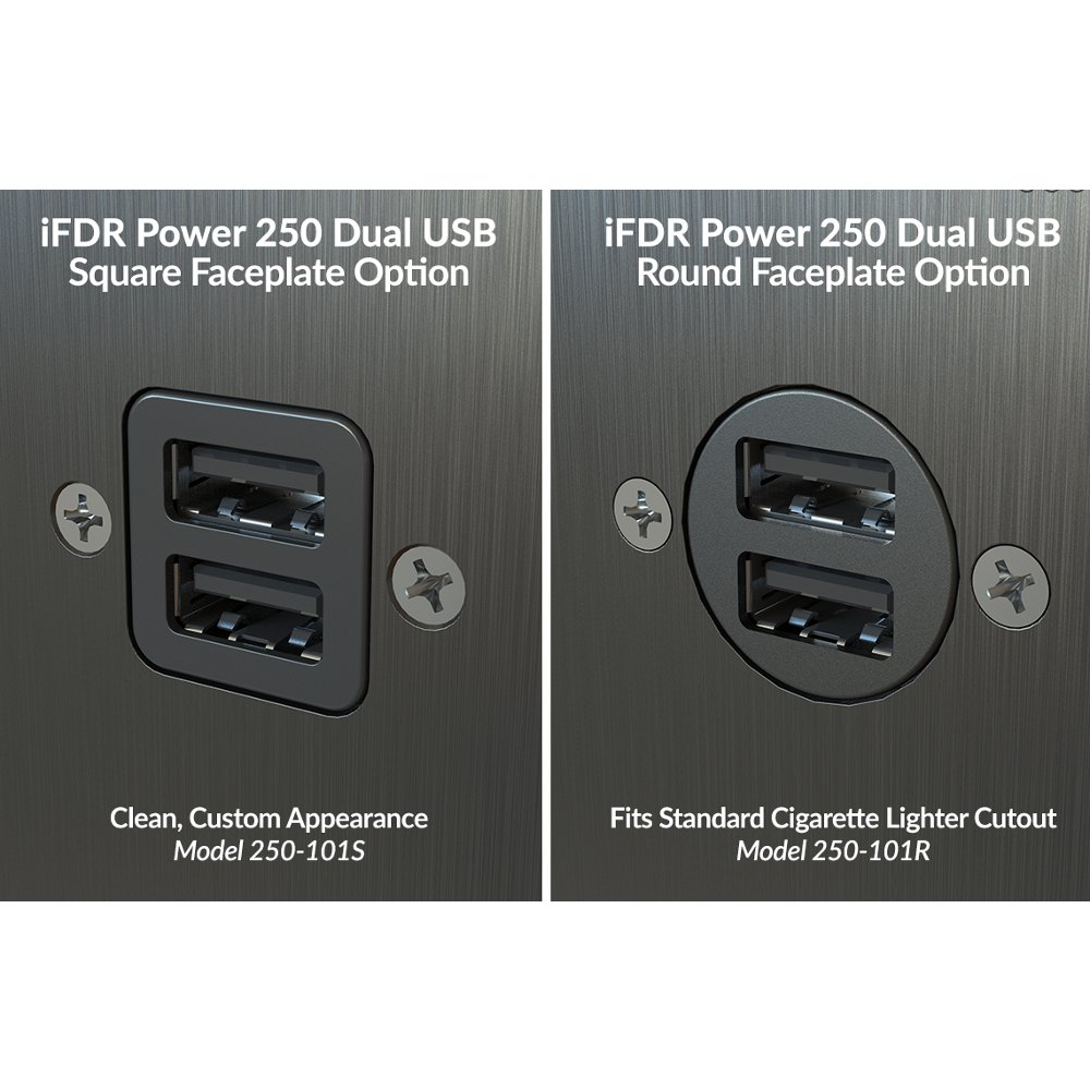 smartPower Dual (Panel-mount) image